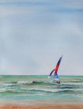 Ipperwash Beach by Patricia Henderson