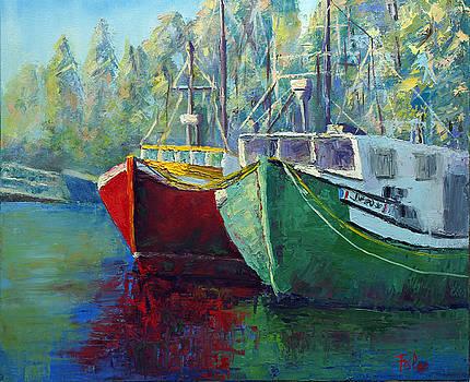 Ira's Boats by Linda Riesenberg Fisler