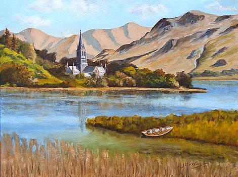 Ireland Connemara by Jim Krug