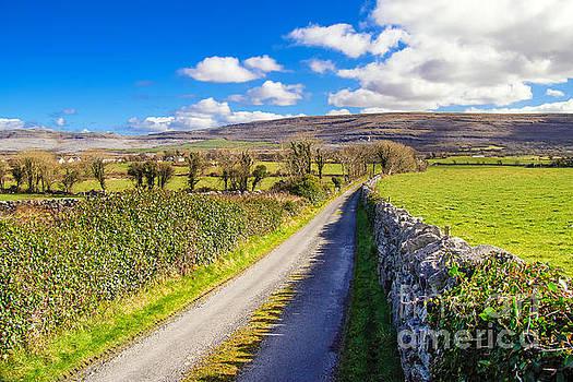 Ireland - Into the Burren by Juergen Klust