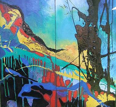 Irelands Eye by Joyce Garvey
