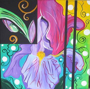 Iris by Marilena  Pilla