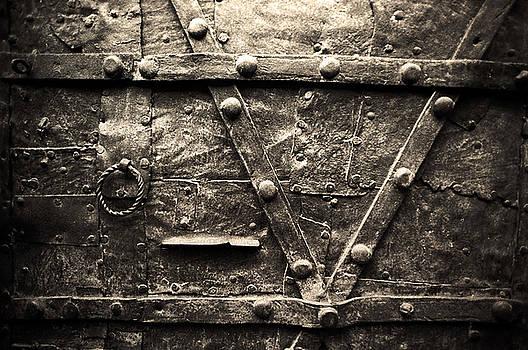 Iron Door Salzberg by Mark Wagoner