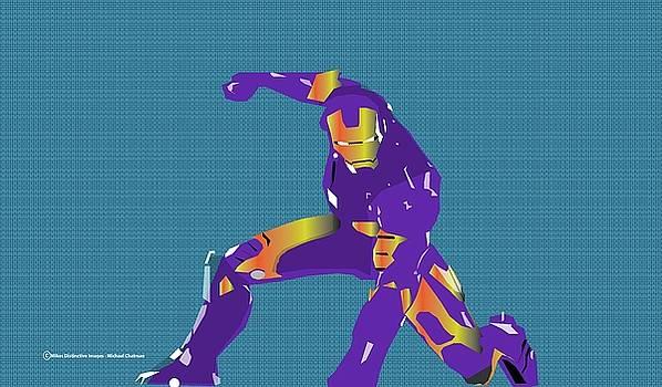 Iron Man 3 by Michael Chatman