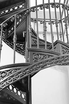 Iron Staircase by Nick Mares