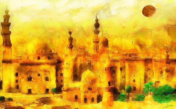 Islamic Cairo by George Rossidis