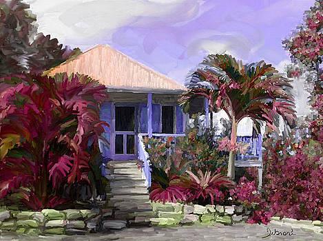 IsLand Cottage by Deborah Rosier