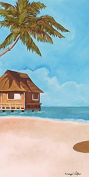 Island Dreams 1 by Joseph Palotas