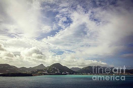 Island Escape by Joan McCool