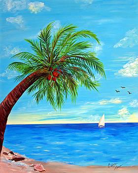Island Hopping by Barbara Petersen