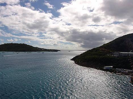 Island Inlet by Celeste Nagy