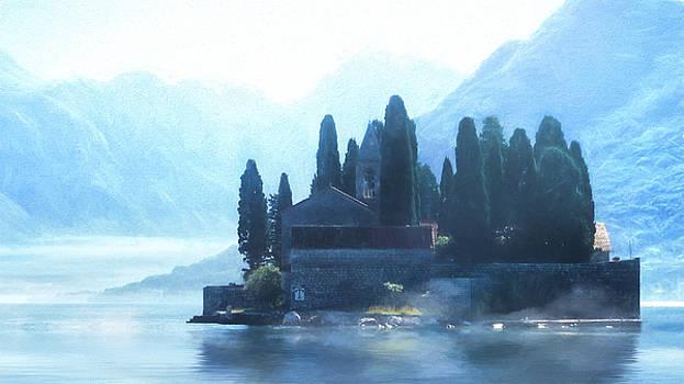 Island Retreat by John Fotheringham