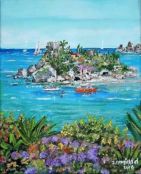 Isola Bella by Teresa Dominici