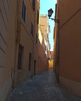 Italian Alley by Kirk Shorte