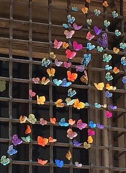 Italian Butterflies by Betsy Moran