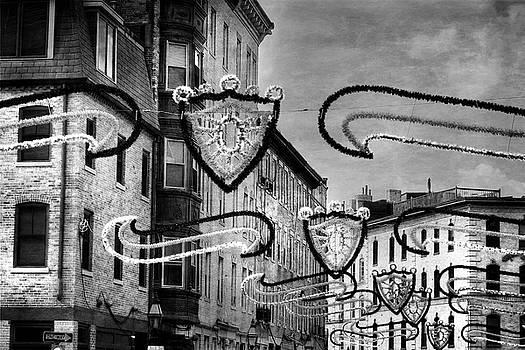 Italian Festival Boston North End by Joann Vitali
