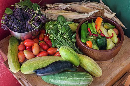 James BO Insogna - Italian Garden Harvest