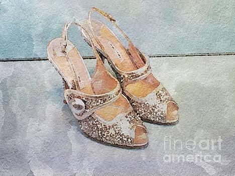 Italian Shoes by Jacklyn Duryea Fraizer