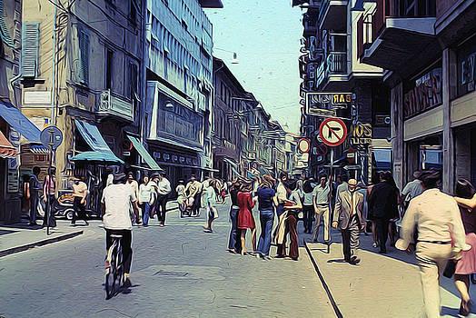 Cindy Boyd - Italy 1971