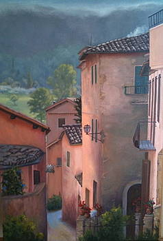 Italy Memories by Cynthia Vowell