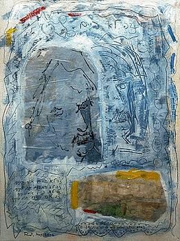 It's not the sea by Jacob Porat