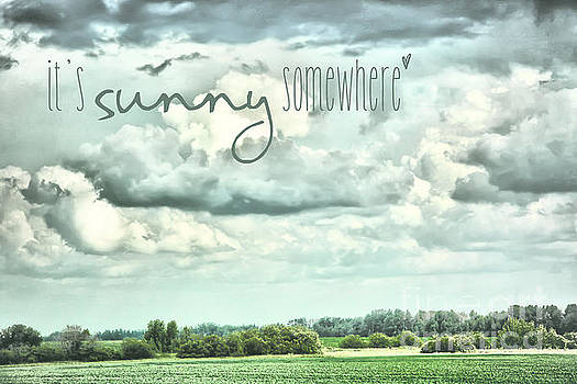 It's Sunny Somewhere by Lori Frostad