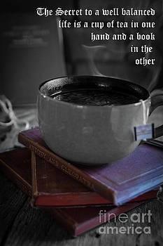 It's Tea Time by Deborah Klubertanz