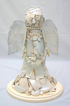 Ivory angel by Carol Neal