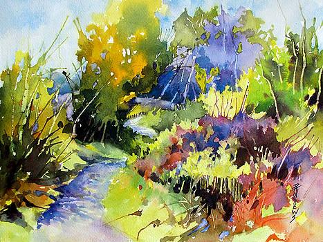 Jacaranda Glory by Rae Andrews
