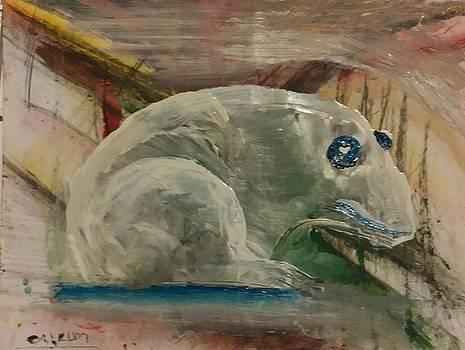 Jade Frog 2 by Gregory Dallum