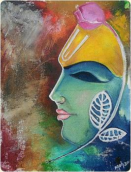 Jai Sri Krishna by Mohan Kumar
