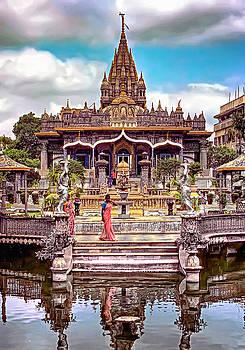 Steve Harrington - Jain Temple - Paint