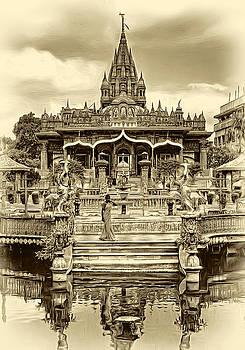 Steve Harrington - Jain Temple - Sepia