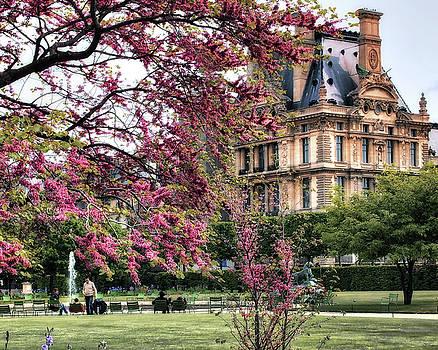 Jardin des Tuileries by Jim Hill