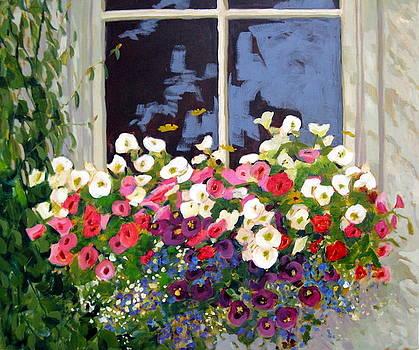 Jardiniere by Liliane Fournier