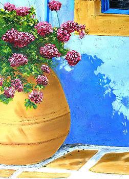 Jarre  Leros by Lesuisse Viviane