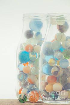 Edward Fielding - Jars full of marbles