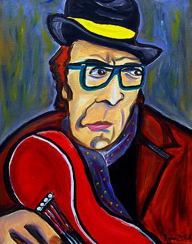 Jazz Man by Azalea Millet