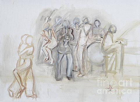 Jazz n it Up by Toni  Thorne