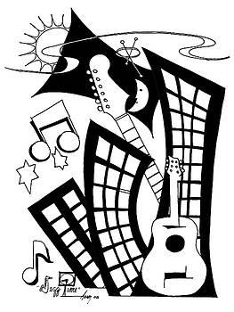 Jazz Time by Aaron Bodtcher