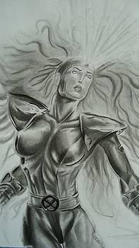 Jean Grey by Luis Carlos A