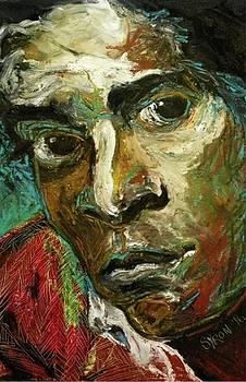 Jean-Michel Basquiat by Helen Syron