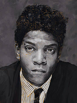 Jean-Michel Basquiat by Joe Roache