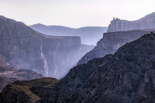 Jebel Akhdar - Oman by Joana Kruse