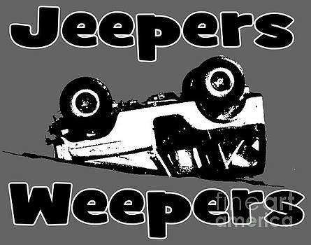 Jeepers Weepers by Paul Kuras