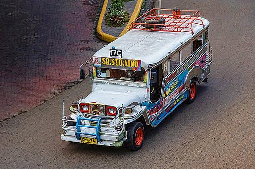 Jeepney Sr Sto Nino by James BO Insogna
