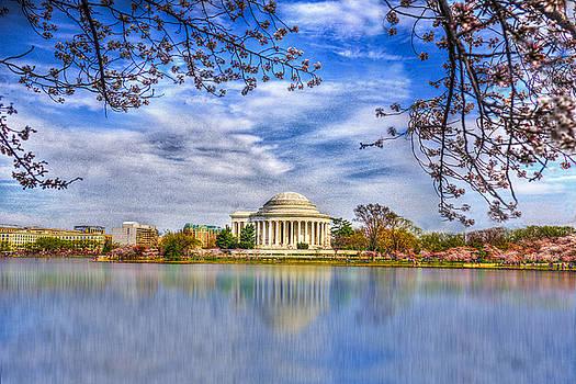 Jefferson Memorial by Paul Wear