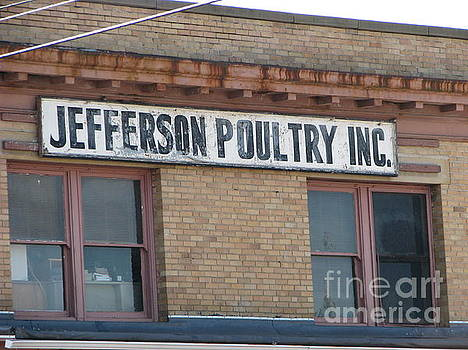Jefferson Poultry Inc 2 by Michael Krek