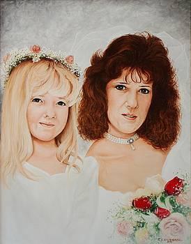 Jen and Holly by Richard Klingbeil
