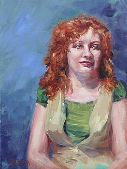 Jennifer by Karen Ilari
